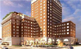 Hotel Building El Paso Texas