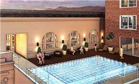 Hotel Pool El Paso Texas