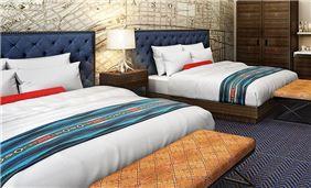 Hotel Room El Paso Texas