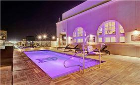 Rooftop Pool El Paso Texas