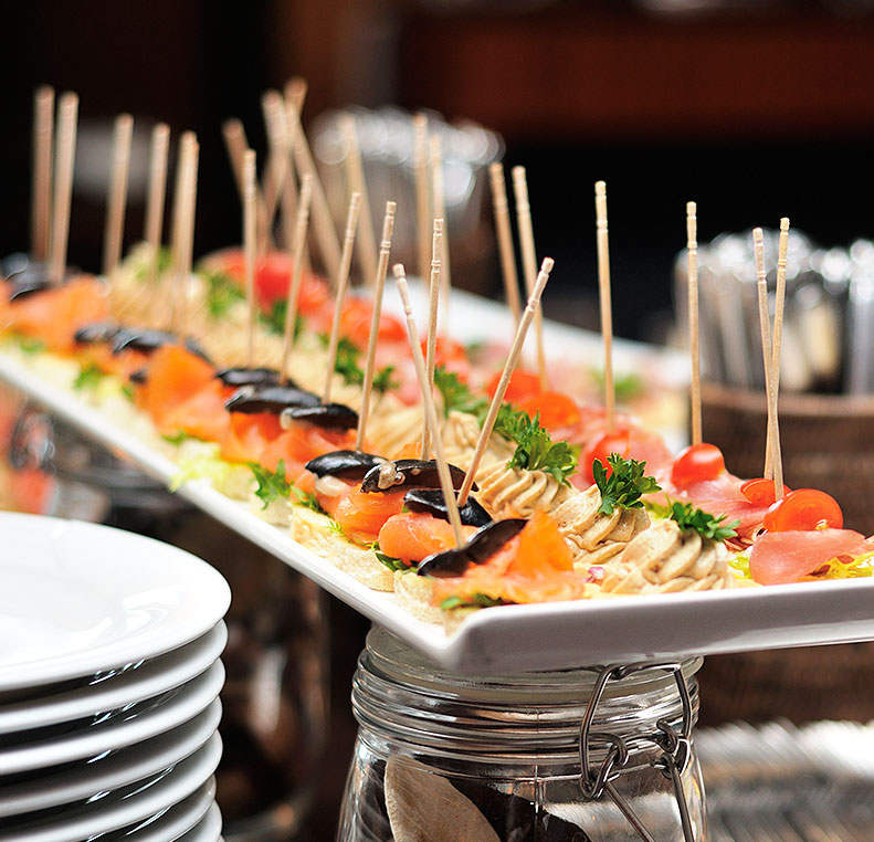 Wedding Catering The Food