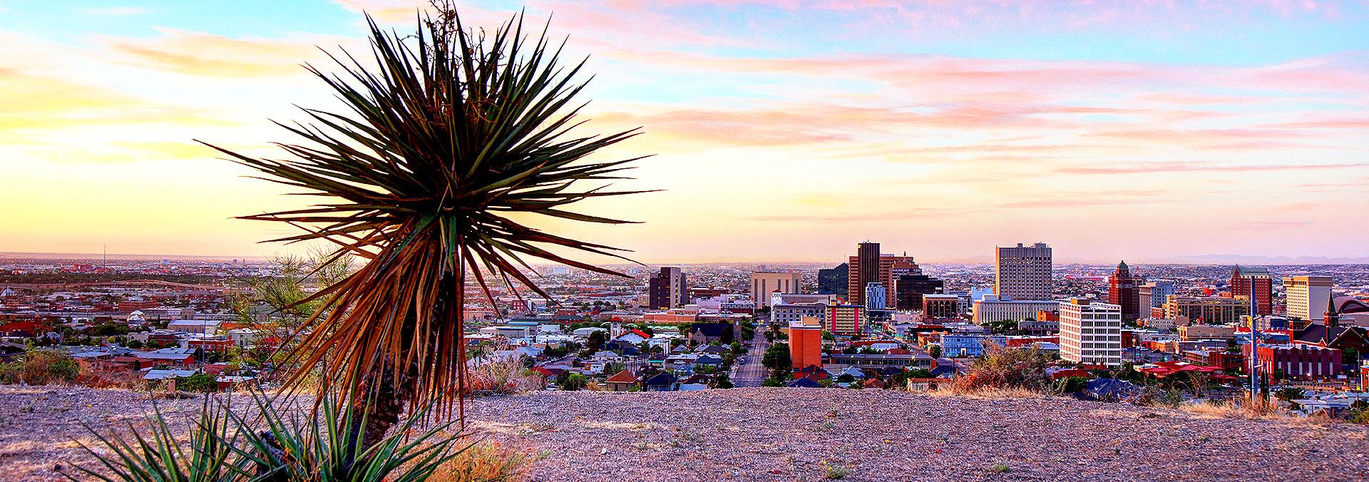 Location Paso Del Norte