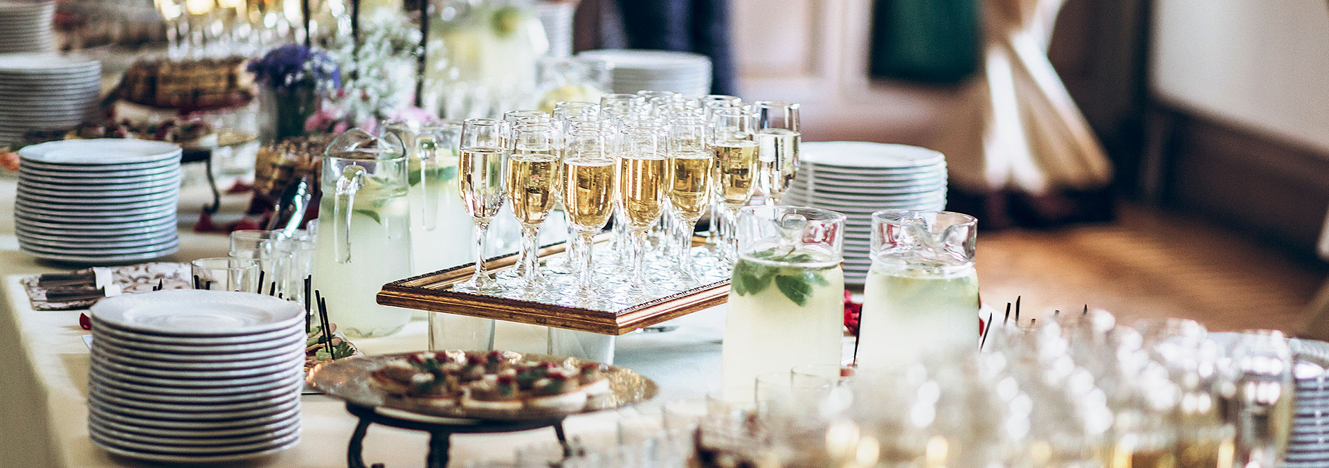 Wedding Catering Paso Del Norte