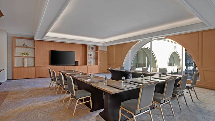 Henry Trost Boardroom