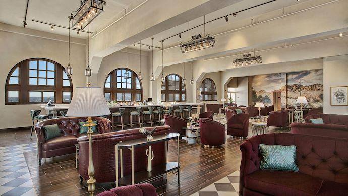 Our Hotel History at Paso Del Norte