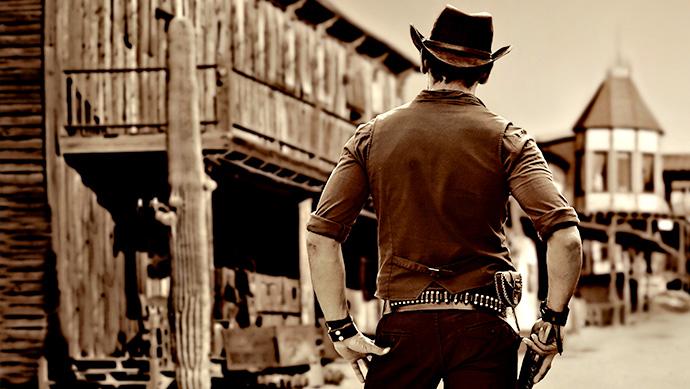 Experience Old Western Movie Night